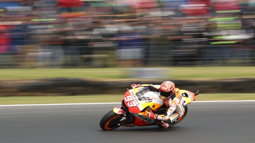 Menangi MotoGP Australia, Marquez Selangkah Lebih Dekat dengan Gelar Juara Dunia