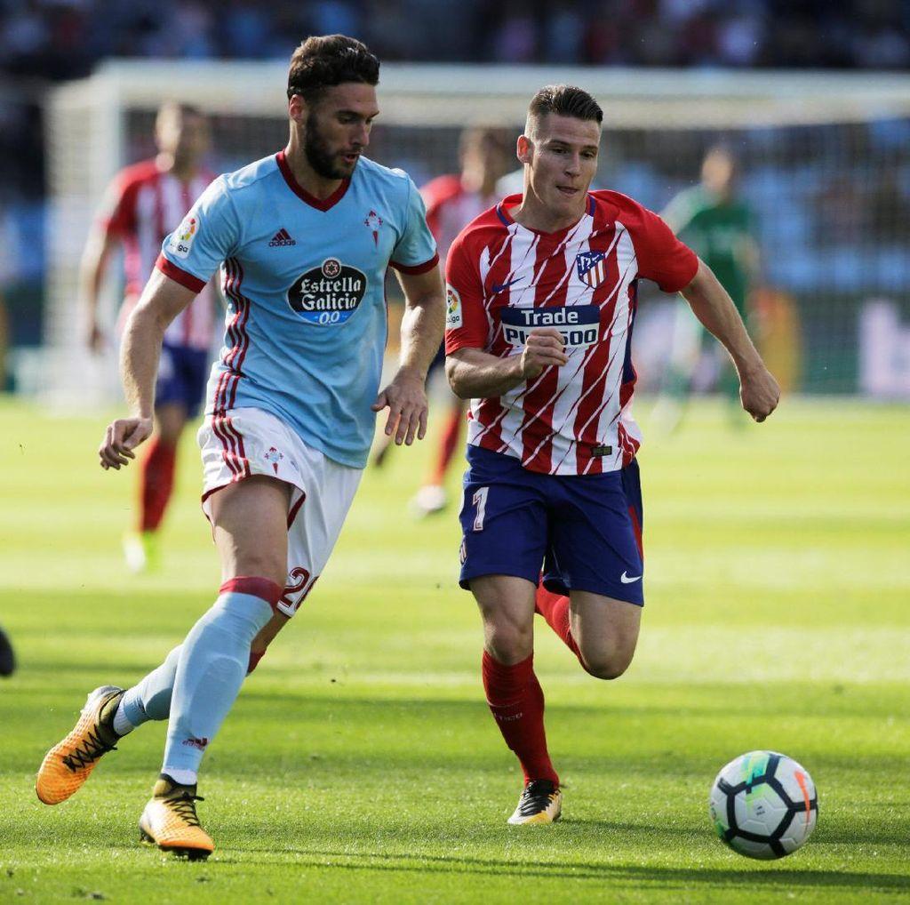 Atletico Menang Tipis 1-0 atas Celta Vigo
