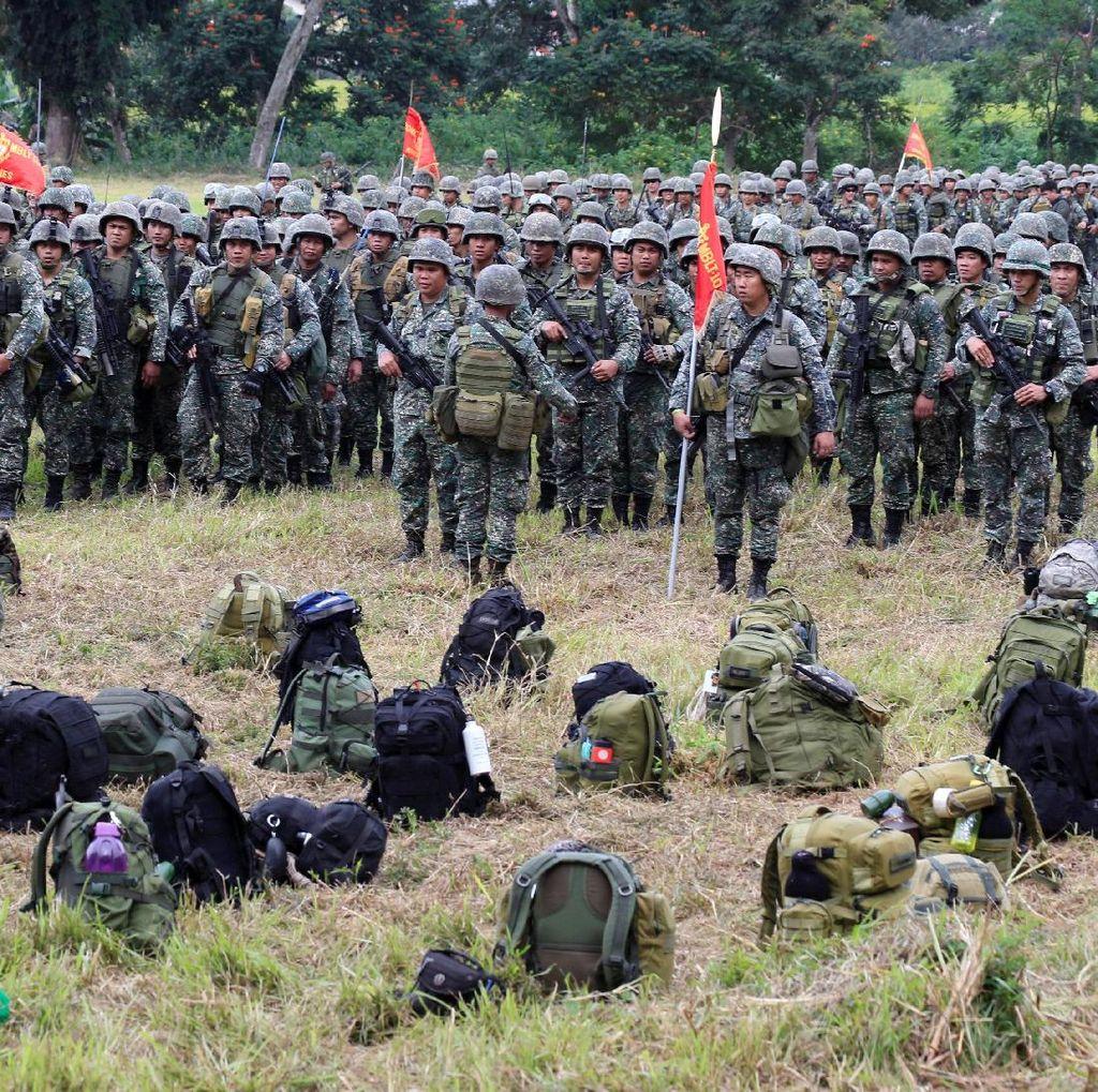 Filipina Umumkan Berakhirnya Pertempuran Melawan ISIS di Marawi