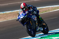 Galang Hendra Sukses Start ke-8 World Supersport 300 Jerez