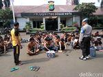 101 Remaja Ditangkap saat Hendak Tawuran di Bekasi, 4 Celurit Disita