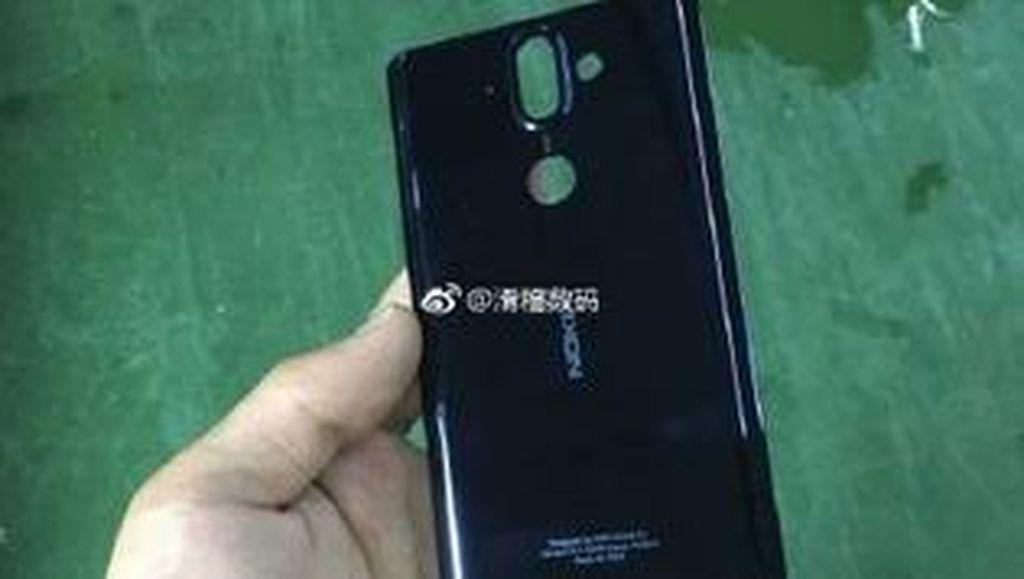 Beredar Foto Diduga Cover Belakang Nokia 9