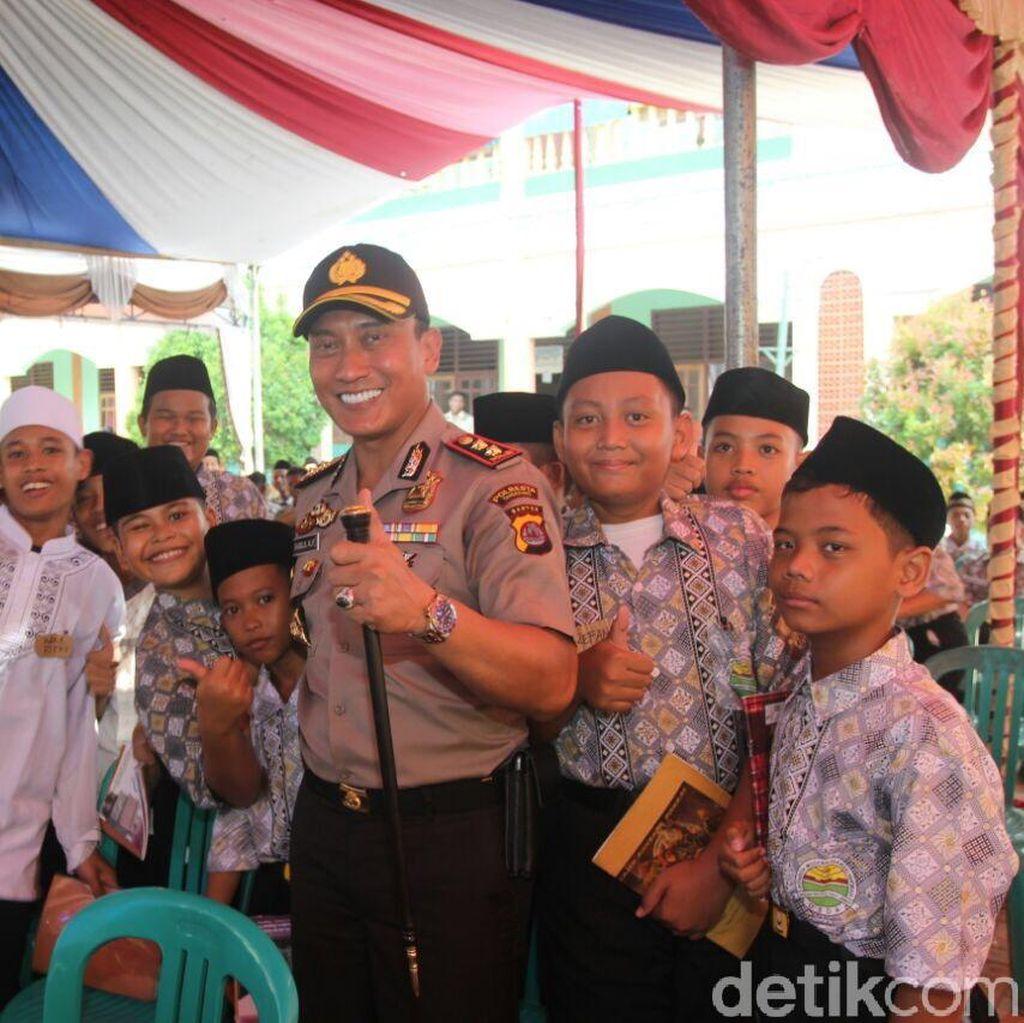 Hari Santri, Polisi di Tangerang akan Bagikan 1.000 Kitab Kuning