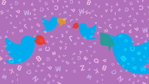 Dokter Bahasa Praktik di Twitter