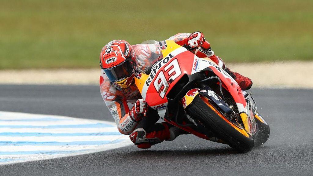 Hasil MotoGP Australia