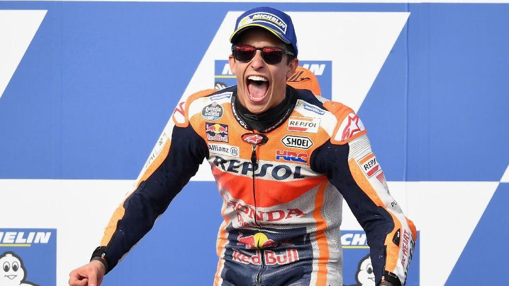 Marquez Top! Highlights GP Australia