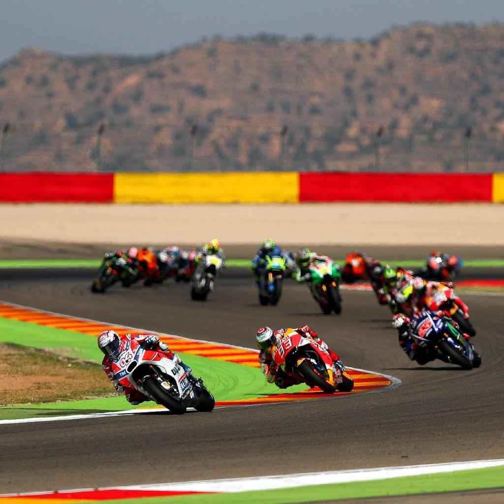 Waktu Start MotoGP Australia Dikeluhkan