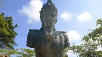 Jangan Lewatkan, 20 Mei Patung GWK Bali Pasang Mahkota Dewa Wisnu