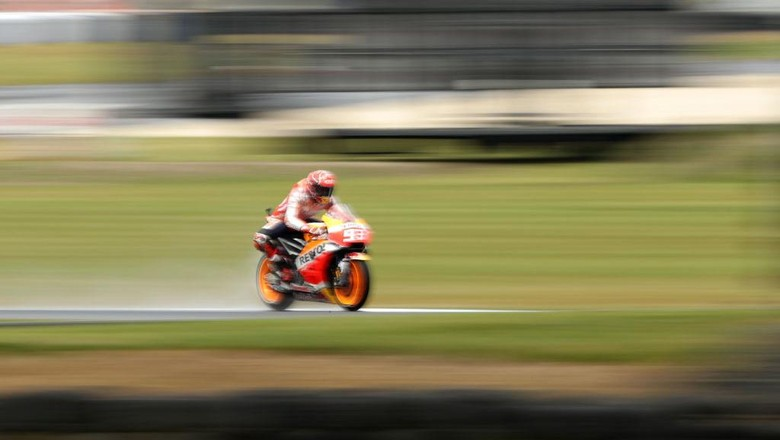 Marquez Pastikan Honda Takkan Gunakan Team Order di Valencia