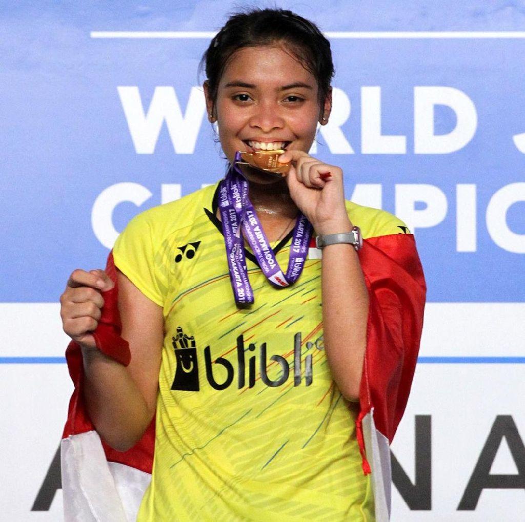Raih 2 Emas, Tim Bulutangkis Junior Indonesia Tuai Pujian