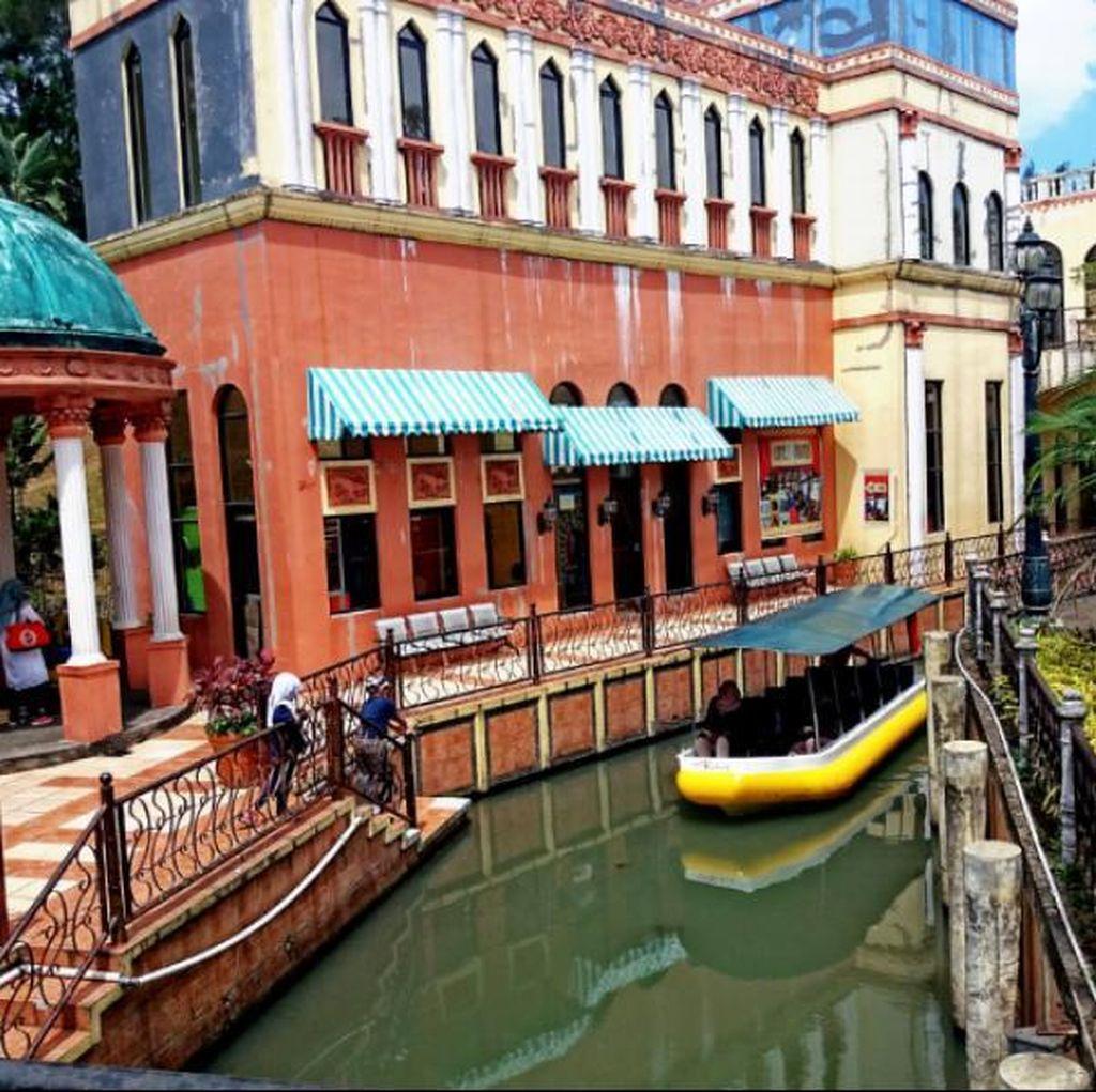Venesia Pindah ke Cianjur