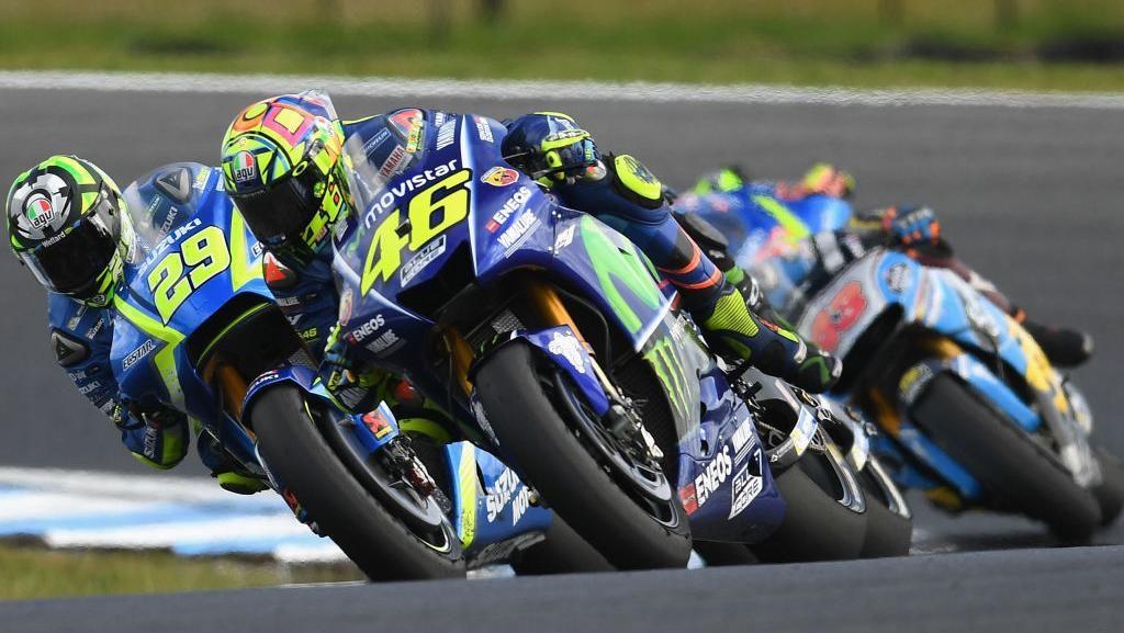 Cerita Rossi tentang Aksi Gila Iannone