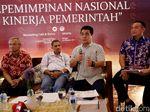 Diskusi Kepemimpinan Nasional dan Pemerintah