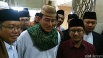 Hadiri Wisuda Daarul Quran, Sandi Bicara OK-OCE hingga Paytren