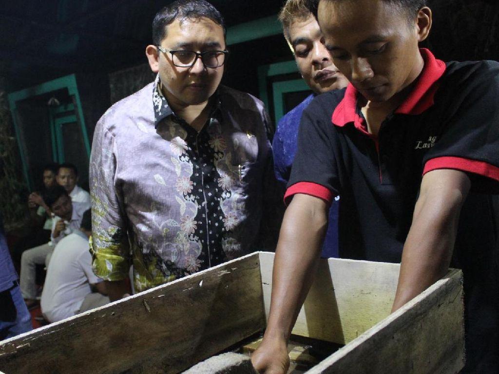 Fadli Zon: Kenapa Batu Akik Tak Dipakai Cendera Mata Asian Games?