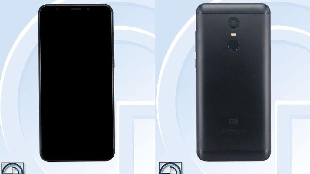 Terkuak Spesifikasi Lengkap Xiaomi Redmi Note 5