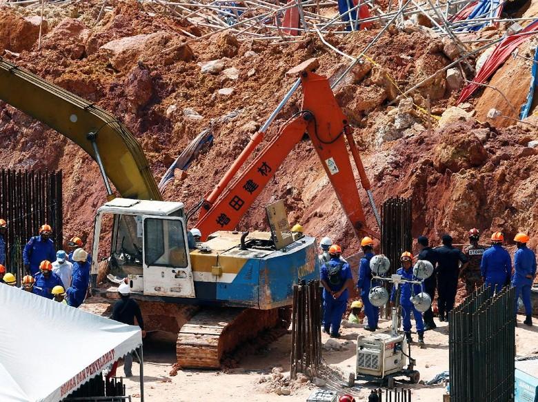 Termasuk 2 WNI, Total Korban Tewas Tanah Longsor di Malaysia 11 Orang