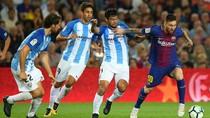 Barcelona Tundukkan Malaga 2-0
