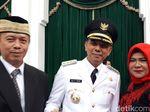 Ajay Janji Tidak akan Korupsi Seperti Wali Kota Cimahi Sebelumnya