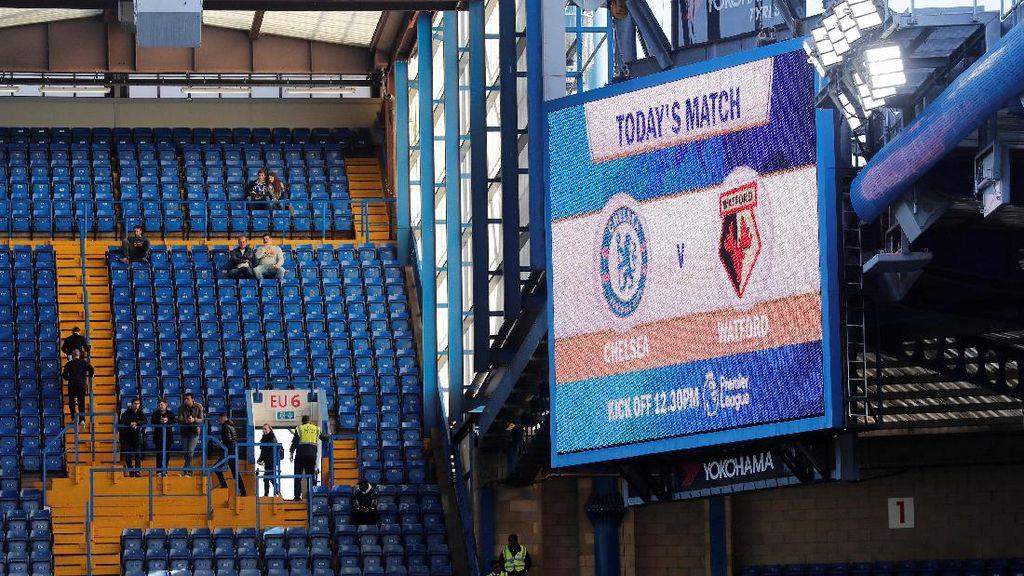 Chelsea Lolos dari Mimpi Buruk di Stamford Bridge