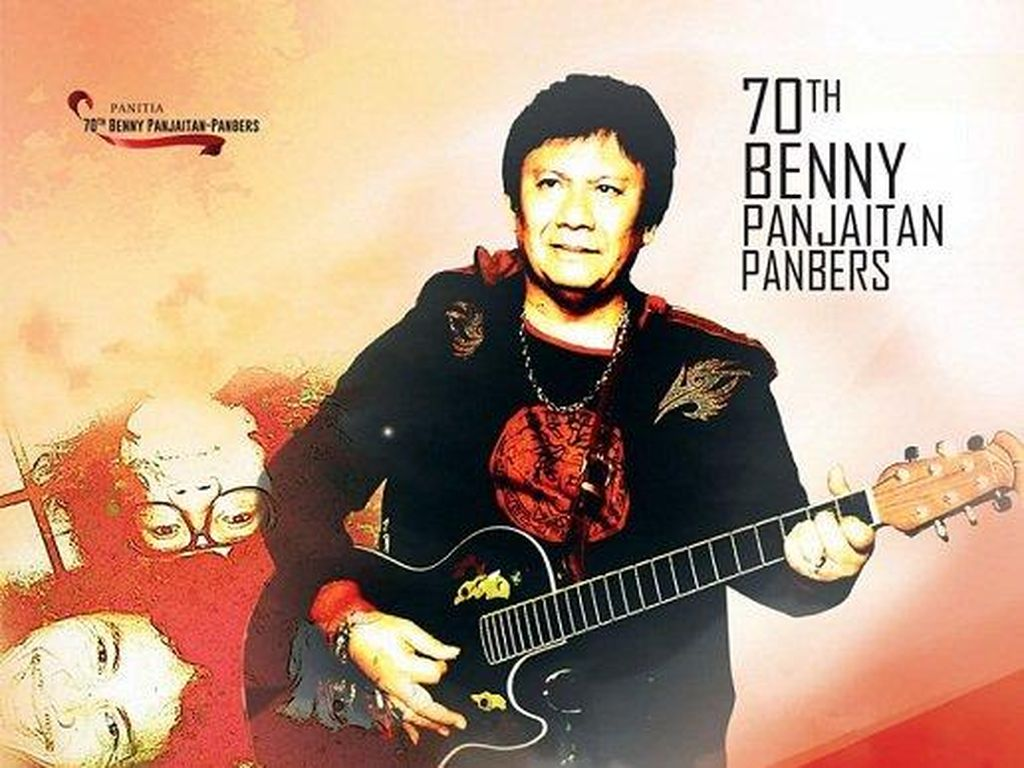 Benny Panbers Tutup Usia
