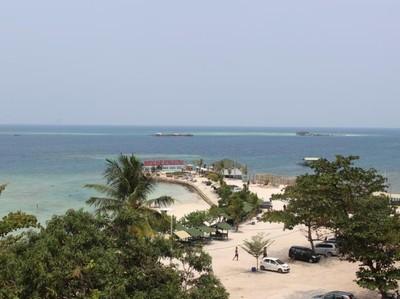 Soal Pantai Cantik, Lampung Memang Juara