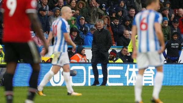 Mourinho: MU Pantas Kalah