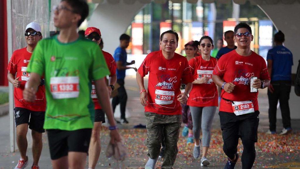 Maunya Olahraga yang Murah Meriah, Jawabannya Adalah Lari