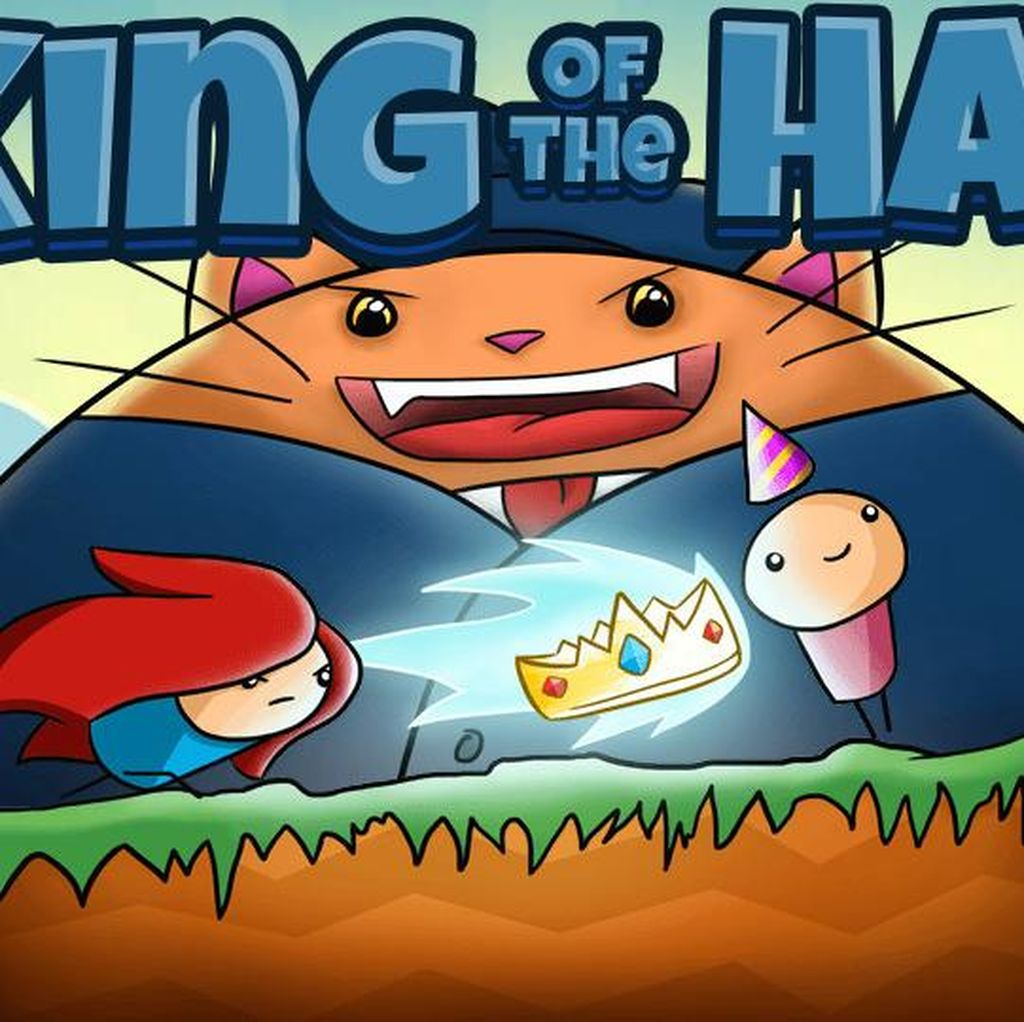 King of the Hat, Game Fighting Unik Rebutan Topi