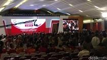 Jokowi Hadiri Rembuk Nasional dengan Relawan Pilpres 2014