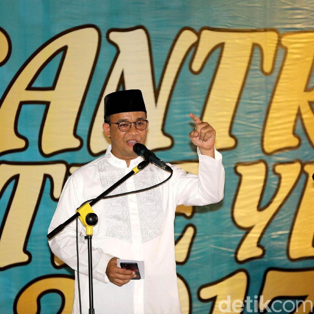 Anies Baswedan Masuk Radar PAN untuk Pilpres 2019
