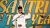Anies Hadiri Santri of The Year
