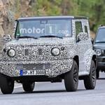 Terciduk, Suzuki Jimny Model Baru Dites di Jalanan Lagi