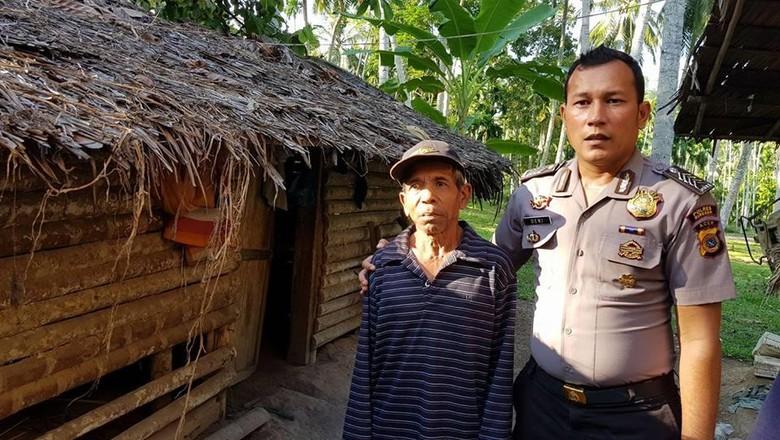 Kisah Polisi Aceh yang Rela - Bireun Seorang anggota polisi di Bripka Deni Putra ramai diperbincangkan netizen dan warga di Kabupaten Dia rela menjual