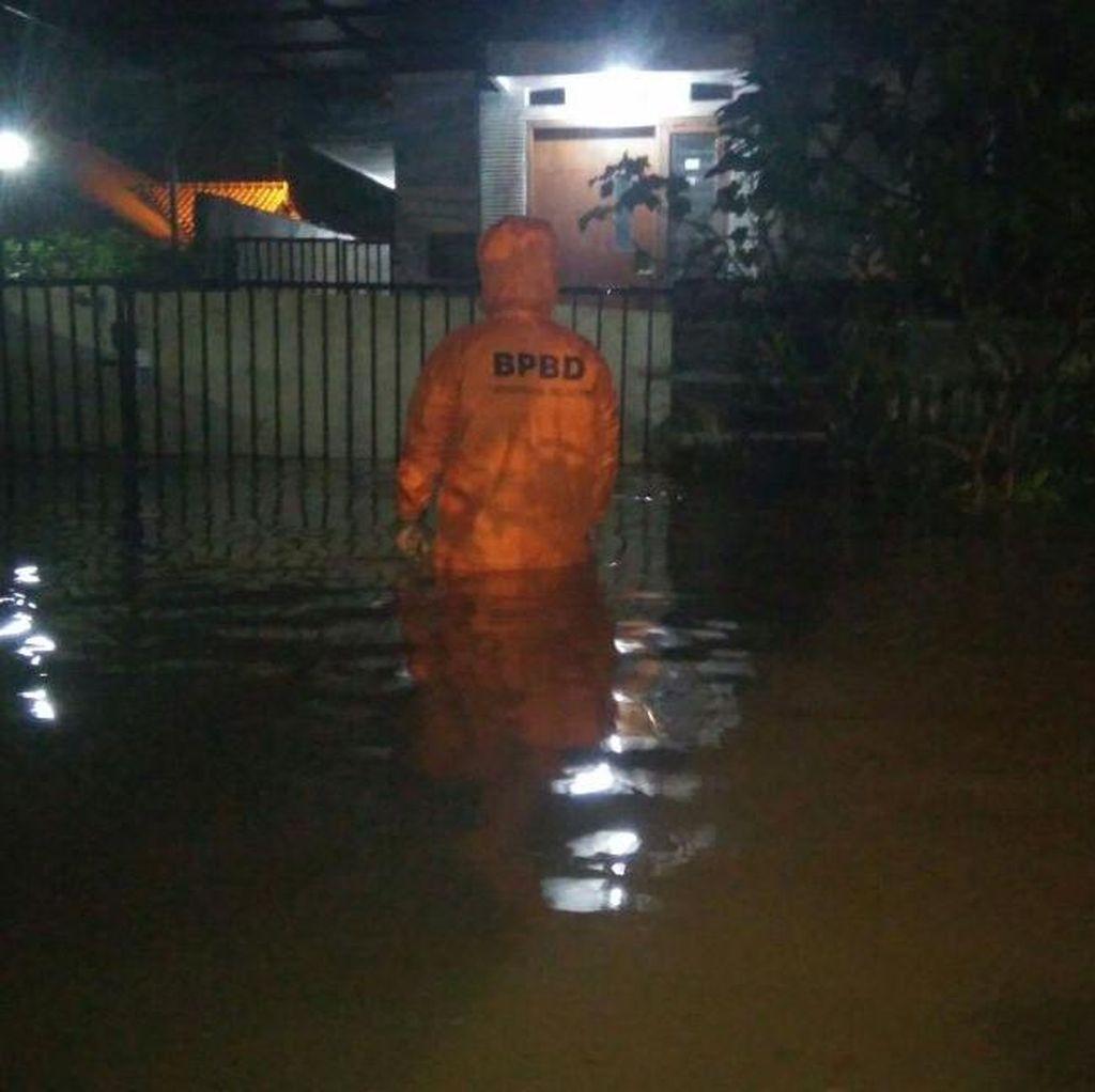 BPBD Tangsel: 630 Rumah Terendam Banjir di Pamulang