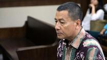 Eks Atase KBRI Kuala Lumpur Divonis 3,5 Tahun Penjara