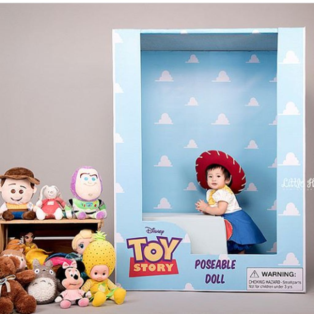 Ide Tema Ulang Tahun Anak: Toy Story