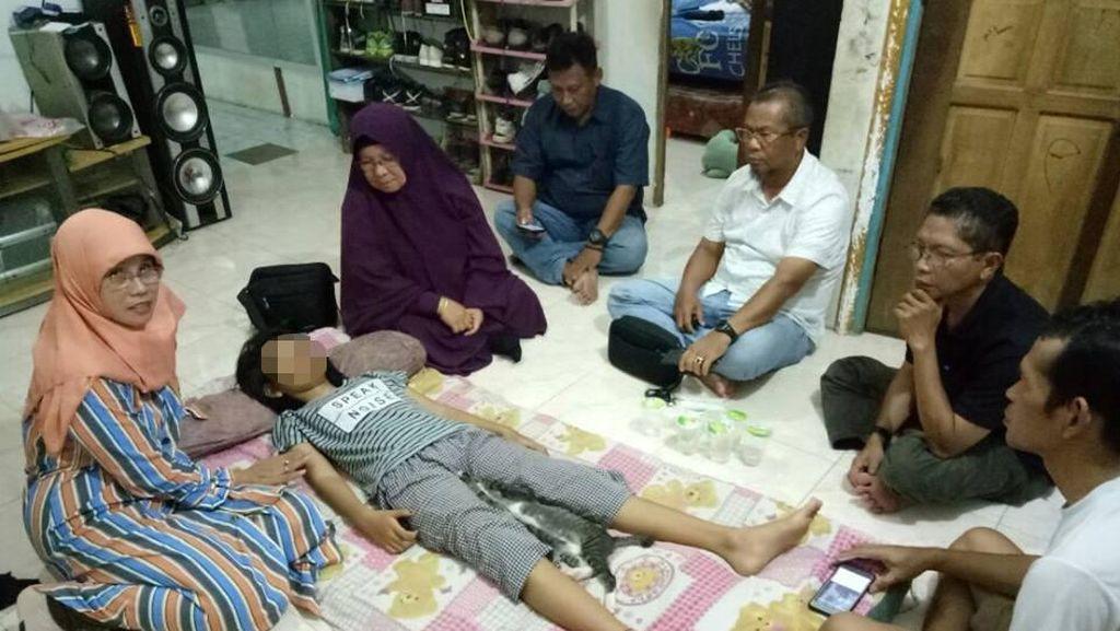 Ramai di Medsos, Bocah di Kalsel Tidur 10 Hari Akibat Penyakit Aneh