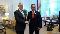 Soal Insiden Panglima TNI, Menhan AS Minta Maaf Lewat Ryamizard