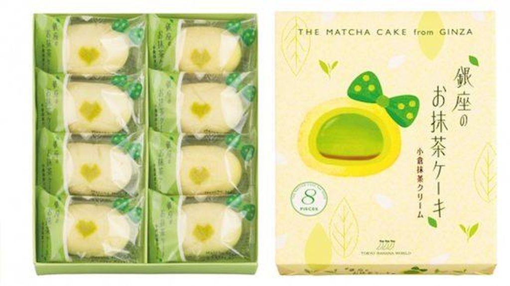 Oleh-oleh Baru, Matcha Cake dari Jepang hingga Bahan Rahasia Ramen Enak