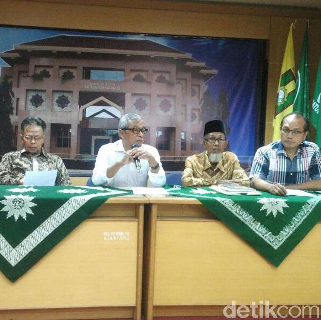 PP Muhammadiyah Desak Polisi Usut Pembakaran Masjid di Bireuen