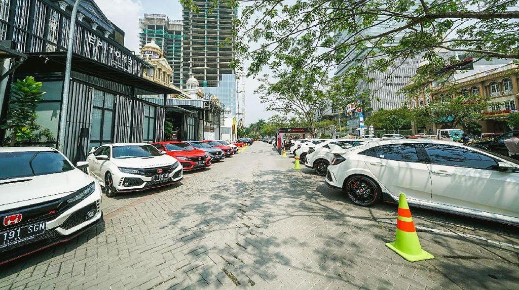 Tak Hanya Jakarta, Honda Civic Type R Dilirik Konsumen Daerah