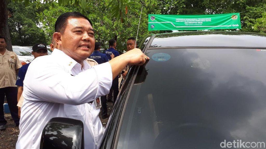 Taksi Online Boleh Masuk Bandara Soekarno-Hatta, Dibatasi 500 Mobil