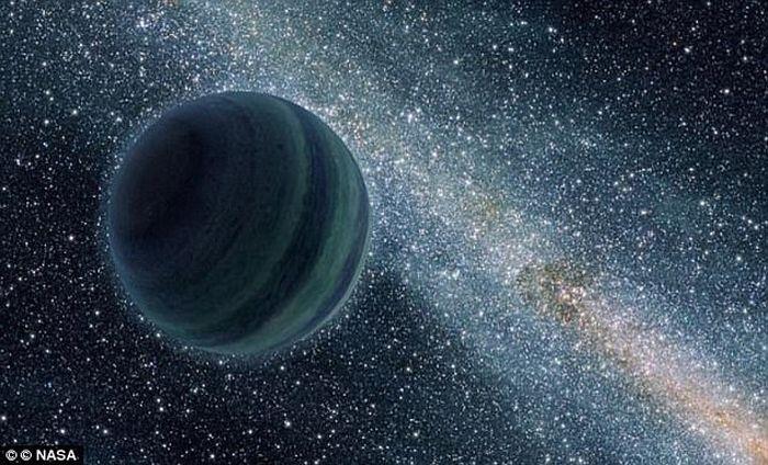 Kesembilan Planet Yang Bersembunyi Di Tata Surya