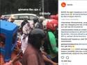 Emak-emak Jaman Now, Kursi Plastik Jadi Helm