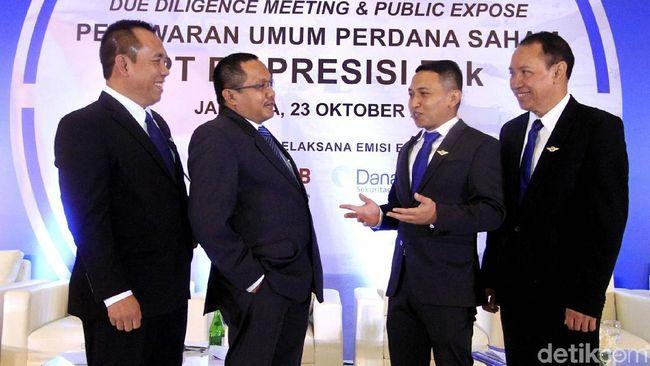 PTPP Pangkas Belanja Modal, PP Presisi Kurangi Ekspansi di Tahun Depan