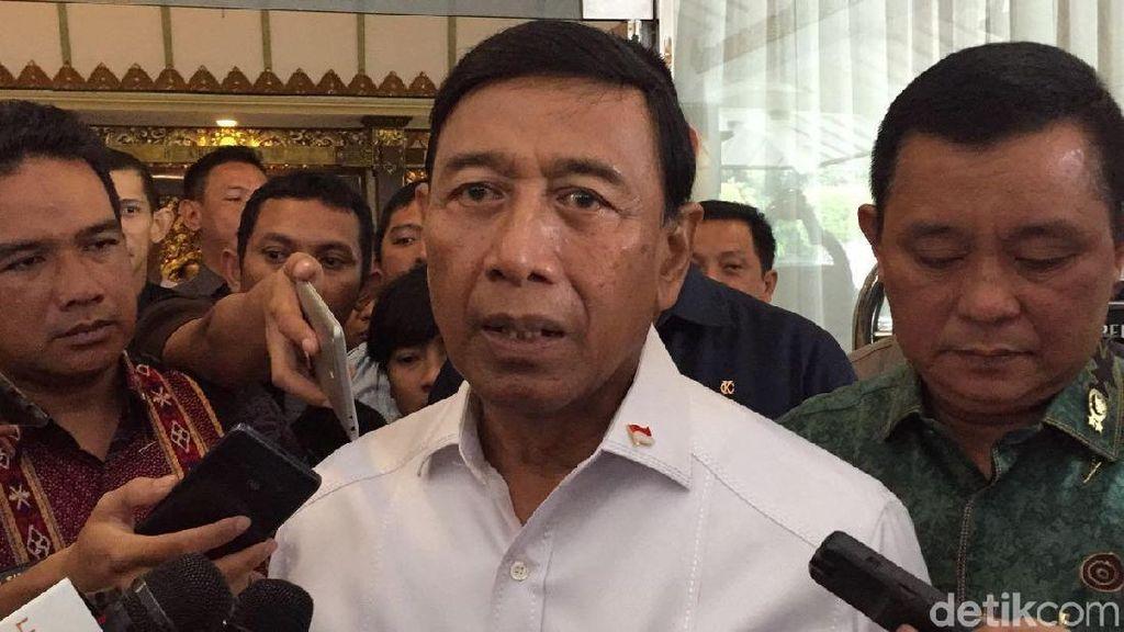 Wiranto Batalkan Usulan Pj Gubernur dari Jenderal Polri
