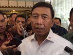 Wiranto Sebut Desk Siber Menko Polhukam akan Bersinergi dengan BSSN