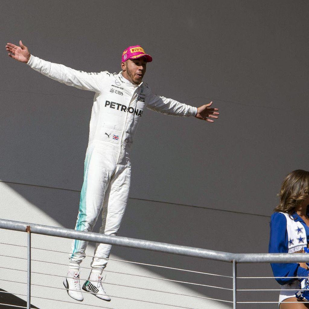 Kemenangan yang Tak Disangka-sangka Hamilton
