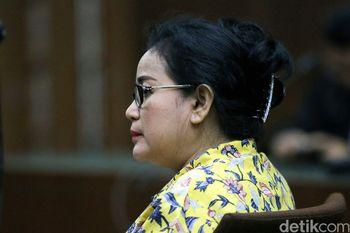 Miryam Dituntut 8 Tahun Penjara